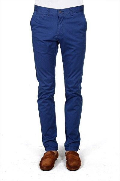 Lacivert Extra Slim Fit   Pantolon - JK25ES12M041_002