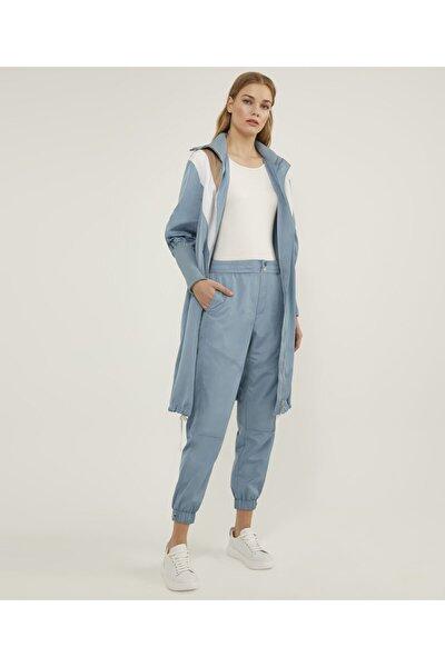 Kadın Mavi Spor Pantolon V35820114