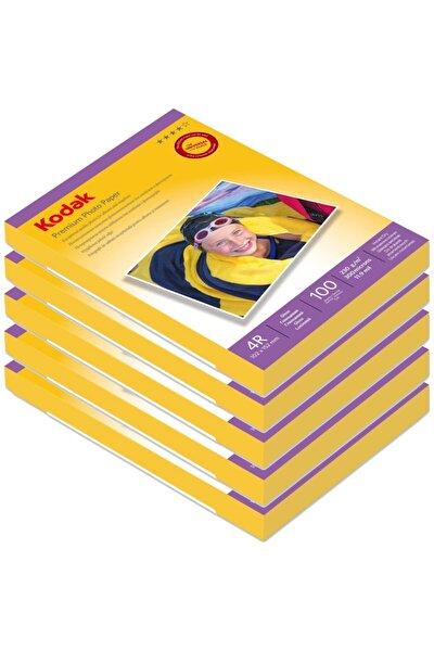 230 Gram 10x15 Parlak 5'li Paket 500 Adet Inkjet Fotoğraf Kağıdı