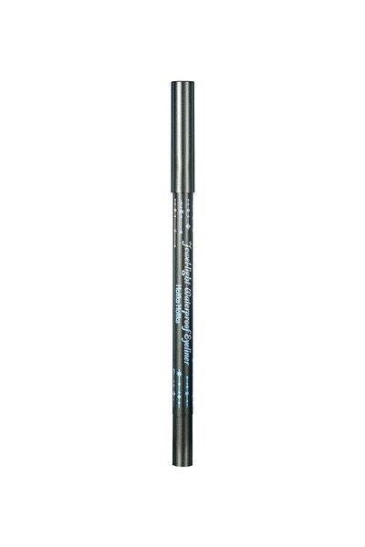 Jewel-Light Waterproof Sedefli Siyah Eyeliner