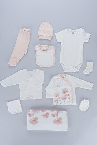 Hastane Çıkışı Kız Bebek 10lu Set 63115