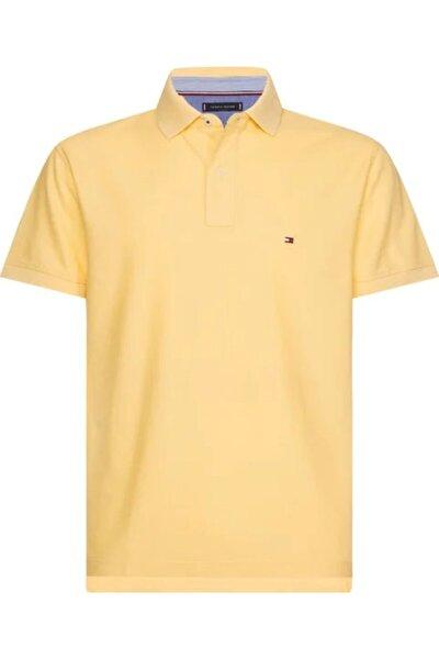 Erkek Sarı T-shirt Mw0mw10766-zfb