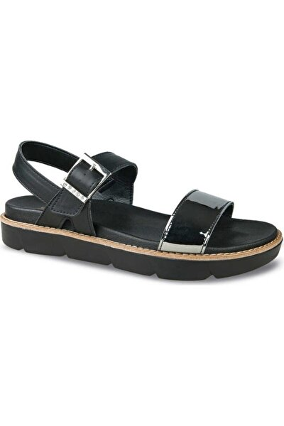 Platin Kadın Sandalet