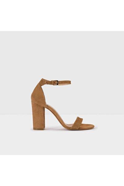 JERAYCLYA-TR - Taba Kadın Topuklu Sandalet