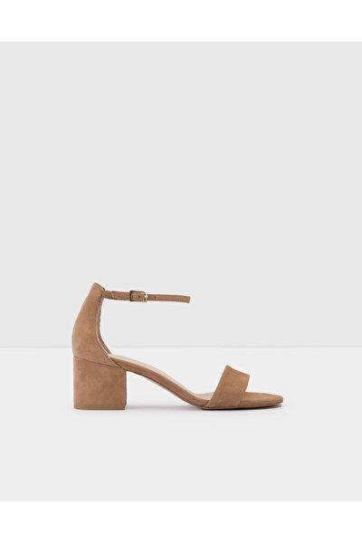 VILLAROSA-TR - Bej Kadın Topuklu Sandalet