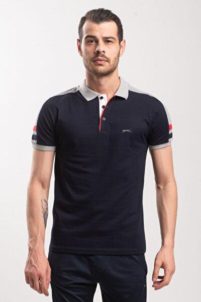 Port Erkek T-shirt Lacivert