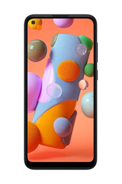 A115 Galaxy A11 32GB Mavi Cep Telefonu (Samsung Türkiye Garantili)