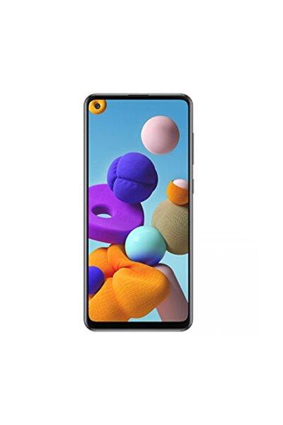 Galaxy A21s 64 GB Siyah Cep Telefonu (Samsung Türkiye Garantili)