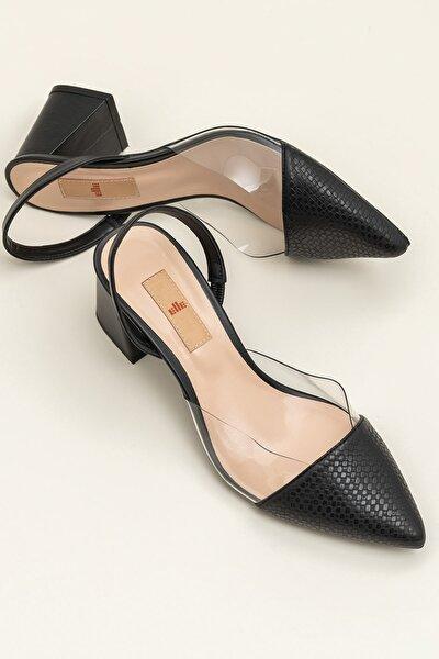 SWATI Siyah Kadın Ayakkabı