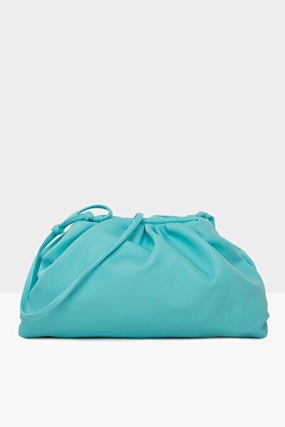 Mavi Kadın Burslu Büyük Bohça Çanta M000004073