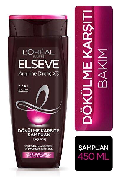 Arginine Direnç X3 Dökülme Karşıtı Şampuan 450 ml