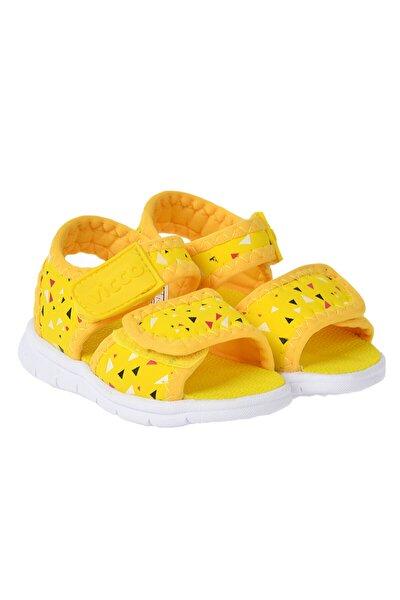 Kız Bebek Sarı Spor Sandalet 332.20y.305