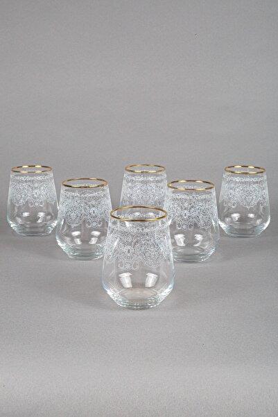 Helen 6'lı Su Bardağı Seti_425 cc