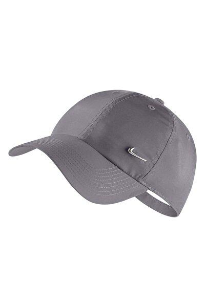 U Nk H86 Cap Metal Swoosh Şapka
