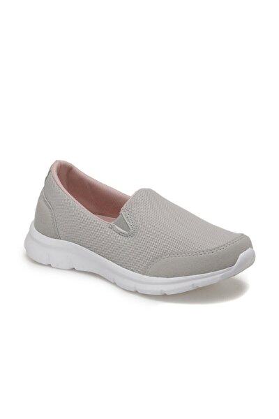 Trv1683.z Gri Kadın Ayakkabı