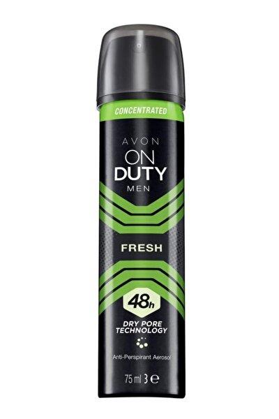 On Duty Men Fresh Erkek Deodorant 75 Ml.