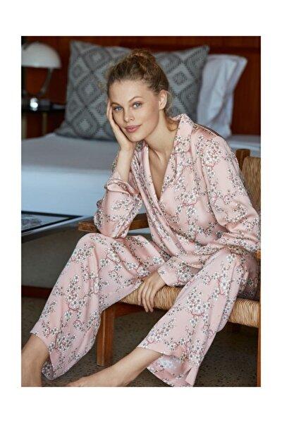 8504 Uzun Kol Pijama Takımı