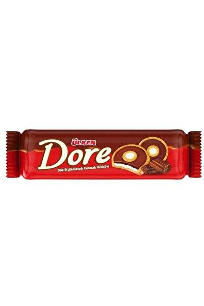 Dore Krema Dolgulu Çikolatalı Bisküvi 86 gr