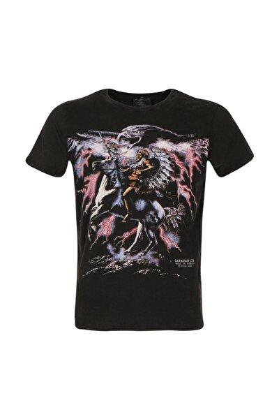 20581 Erkek Tshirt Antrasıt 2058101