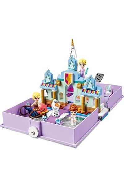 43175 Anna Ve Elsa'nın Hikaye Kitabı Maceraları