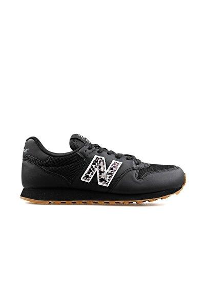 Kadın Siyah  Günlük Ayakkabı Gw500bbl