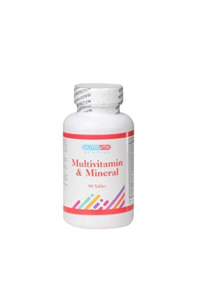 Nutrivita Multivitamin Mineral 90 Tablet