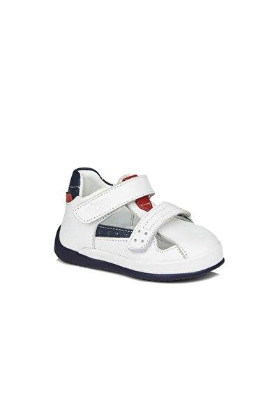 Ilk Adım Deri Ayakkabı Beyaz 918.e20y.017