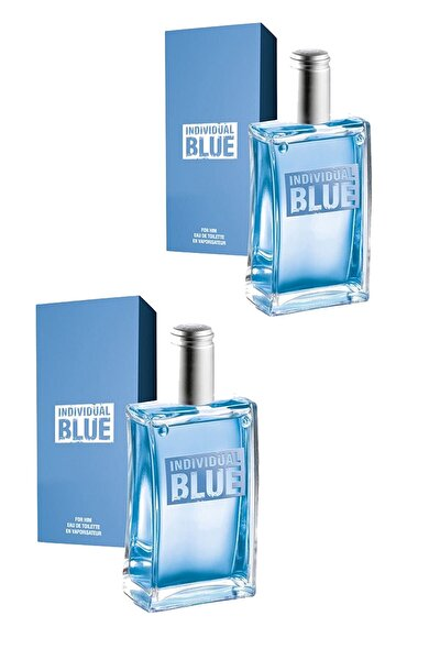 Individual Blue Edt 100 Erkek Parfüm 2 Adet