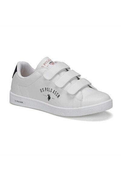 U.s Polo Assn. Singer Beyaz Unisex Sneaker