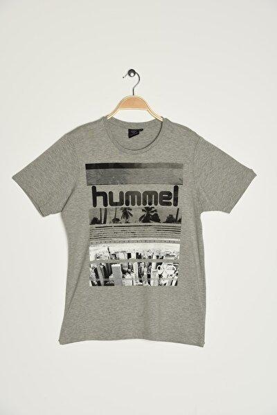 Erkek Spor T-shirt - Hmldean Ss Tee