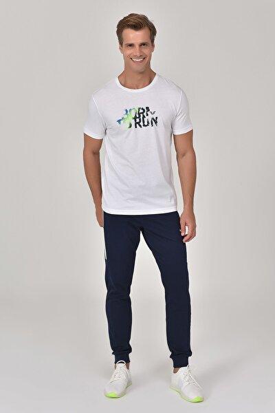 Beyaz Erkek T-shirt  GS-8815