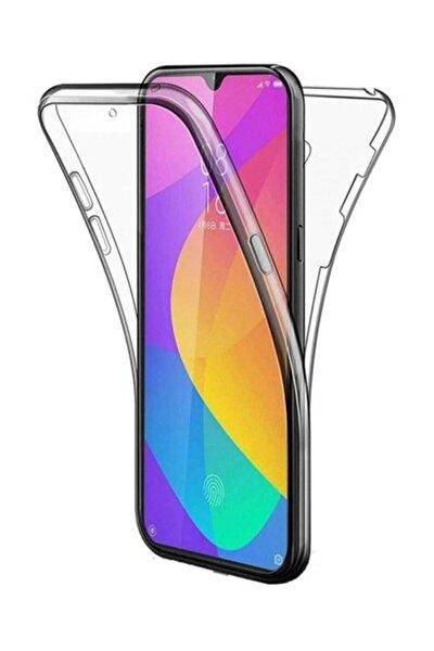 Samsung J7 Prime 360 Şeffaf Tam Korumalı Ön-arka Kılıf