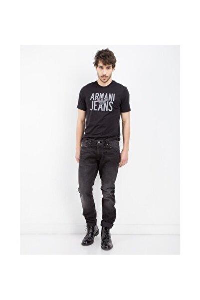 Armanı Jeans Siyah Erkek Pantolon