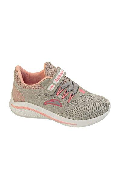 Kız Çocuk Ayakkabı Spor  GRİ