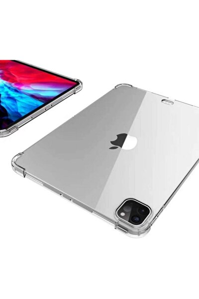 Apple Ipad Pro 11 2.nesil 2020 Darbelere Dayanıklı Şeffaf Arka Kılıf A2228 A2068 A2230 A2231