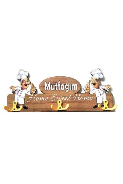 Mutfağım Yapışkanlı Mutfak Askısı 713156