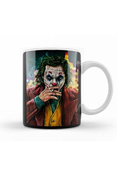 Joker Çiçek Katili Kupa Bardak Porselen