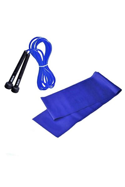 150 cm x 15 cm Orta Sert Pilates Bandı Lastiği & Atlama İpi