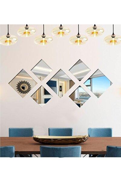 Kare 7 Parçalı Ayna