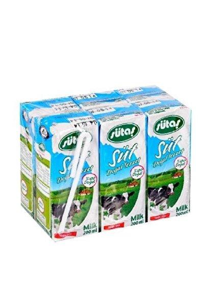 Süt Sade 200 ml 6'lı