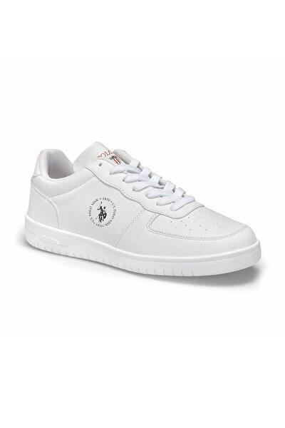 U.s Polo Assn. Dimler Beyaz Unisex Sneaker