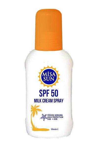 Mişa Sun Koruyucu Güneş Sütü Spf 50 200ml