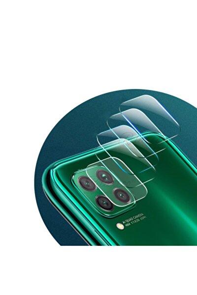 Huawei P40 Lite Nano Kamera Camı Kamra Koruyucu Lens