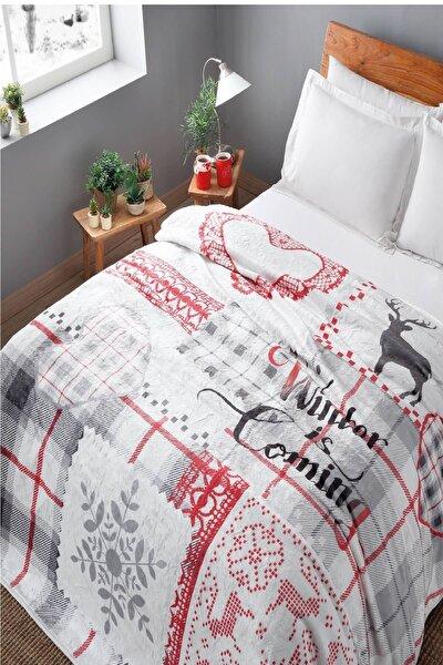 Çift Kişilik Polyester Battaniye - Straks