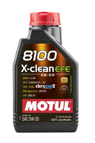 8100 X-clean Efe 5w30 Motor Yağı 1 lt
