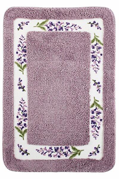 Lavender Banyo Paspası 70x120 Purple 102LDPP002093