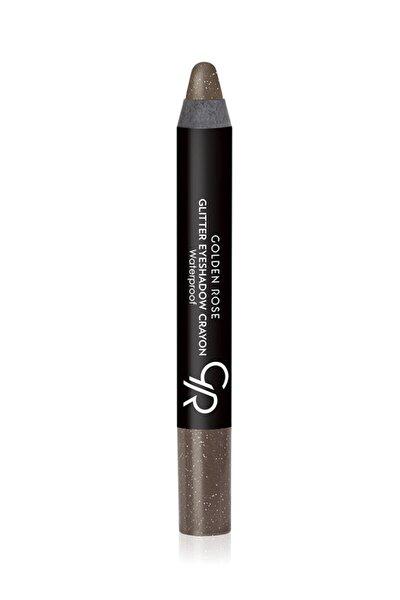 Suya Dayanıklı Simli Kalem Göz Farı - Glitter Eyeshadow Crayon Waterproof No: 54