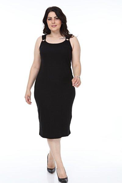 Toka Detaylı Elbise