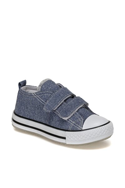 925.B20Y.150-20 Mavi Erkek Çocuk Günlük Ayakkabı 100578846