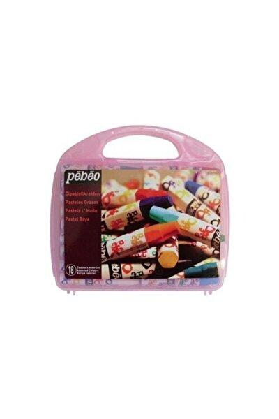 Yağlı Pastel Set - 18 Renk